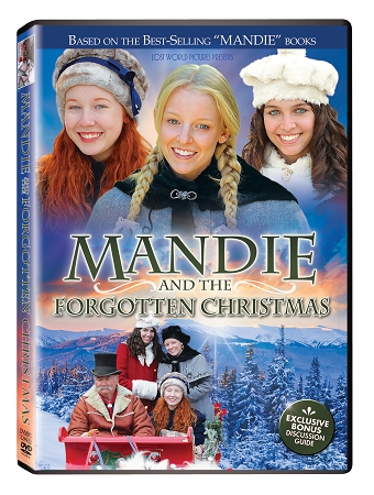 and christmas forgotten mandie the