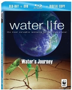 Water Life - Water's Journey Blu-Ray + Combo Pack