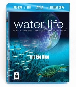 Water Life - The Big Blue Blu-Ray + Combo Pack