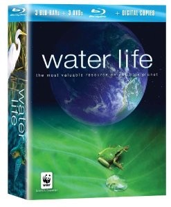 Water Life Blu-Ray + Combo Pack 3 pk.