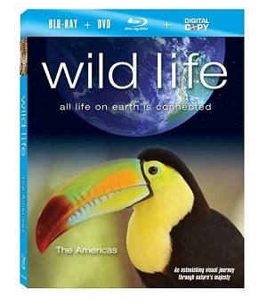 Wild Life: The Americas Blu-ray + Combo Pack