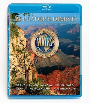Scenic Walks around the World - Our Dramatic Planet Blu-ray