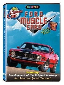 Legendary Muscle Cars - Ford Muscle Cars