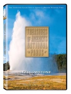 Treasures of America's National Parks - Yellowstone