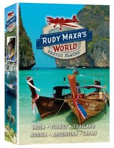 Rudy Maxa's World - Exotic Places 6 pk.