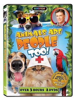 Animals are People Too! 2 pk.