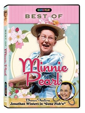 "Best of Minnie Pearl (Includes Jonathan Winters in ""Gone Fishin'"")"