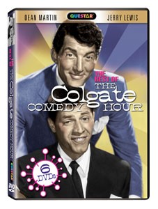 The Best of the Colgate Comedy Hour 6 pk.