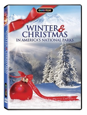 Winter and Christmas in America's National Parks