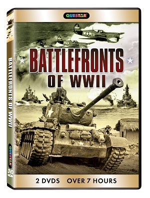 Battlefronts of World War II 2 pk.