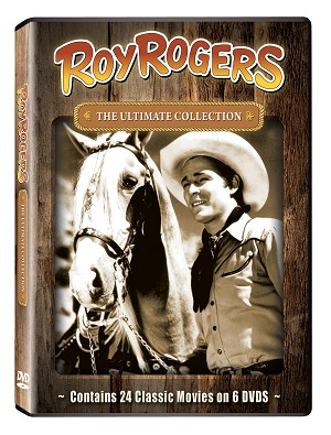 Roy Rogers: The Ultimate Collection 6 pk.