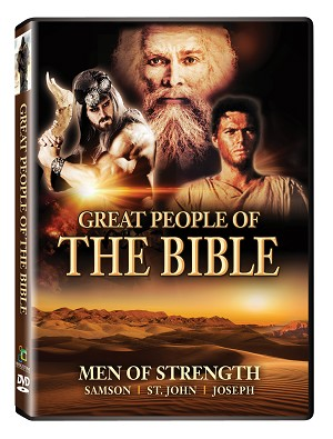 Great People of the Bible: Men of Strength