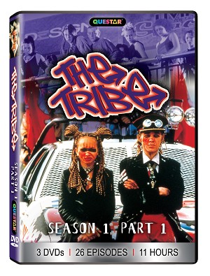 The Tribe - Season One - Episodes One - Twenty-Six  3 pk.