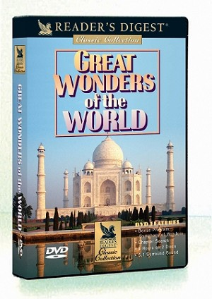 Great Wonders of the World 2 pk.