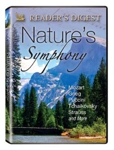A Symphony of Nature and Wildlife! -- [A PAIRING OF 2 DVD-SINGLES]