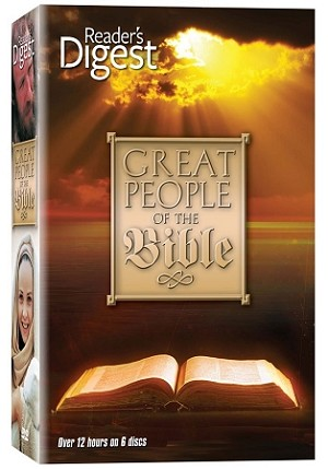 Great People of the Bible 6 pk.
