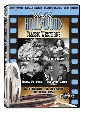 Vintage Hollywood - Classic Westerns 2 pk.