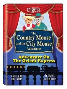 The Country Mouse & the City Mouse Adventures - Adventure on the Orient Express