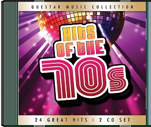 Hits of the 70s CD 2 pk.