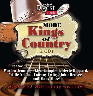 More Kings of Country CD 2 pk.