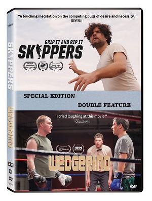 Skippers and Wedgerino Double Feature