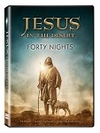 Jesus in the Desert: Forty Nights