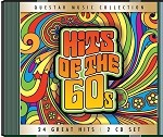 Hits of the 60s CD 2 pk.