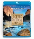 Scenic National Parks - Yosemite Blu-ray