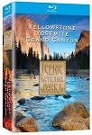 Scenic National Parks Collection 3 pk. Blu-ray