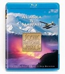 Scenic National Parks - Alaska & Hawaii Blu-ray