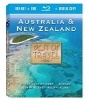 Best of Travel - Australia and New Zealand Blu-Ray + Combo Pack