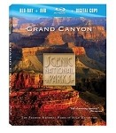 Scenic National Parks - Grand Canyon Blu-Ray + Combo Pack