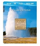 Scenic National Parks - Yellowstone Blu-Ray + Combo Pack