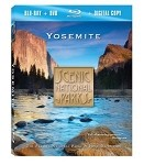 Scenic National Parks - Yosemite Blu-Ray + Combo Pack
