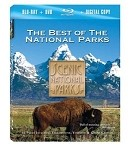 Scenic National Parks - Best of the National Parks Blu-Ray + Combo Pack