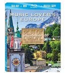 Best of Europe - Music Lover's Europe Blu-Ray + Combo Pack