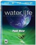 Water Life - Planet Water Blu-Ray + Combo Pack
