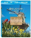 Best of Europe - Belgium and Holland Blu-Ray + Combo Pack