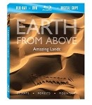 Earth From Above - Amazing Lands Blu-Ray + Combo Pack