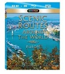 Scenic Routes Around the World - Europe Blu-Ray + Combo Pack