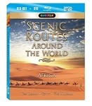 Scenic Routes Around the World - Africa Blu-Ray + Combo Pack