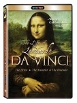 The Life of Leonardo da Vinci 2 pk.