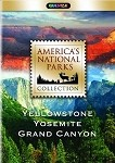 America's National Parks Collection - Yellowstone, Yosemite, and the Grand Canyon