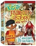 Kid's Animated History with Pipo 6 pk.