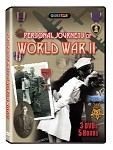 Personal Journeys of World War II 3 pk.