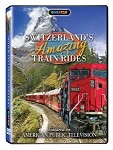 Switzerland's Amazing Train Rides