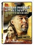 Cowboy Country - The Story of the American Cowboy 2 pk.