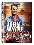 John Wayne: 15 Early Westerns 4 pk.