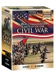Great Commanders and Battles of the Civil War DVD 3 pk.