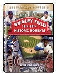 Wrigley Field (1914-2014): Historic Moments